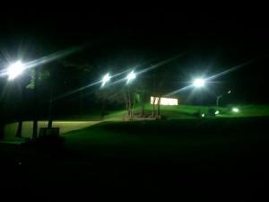 range lights all